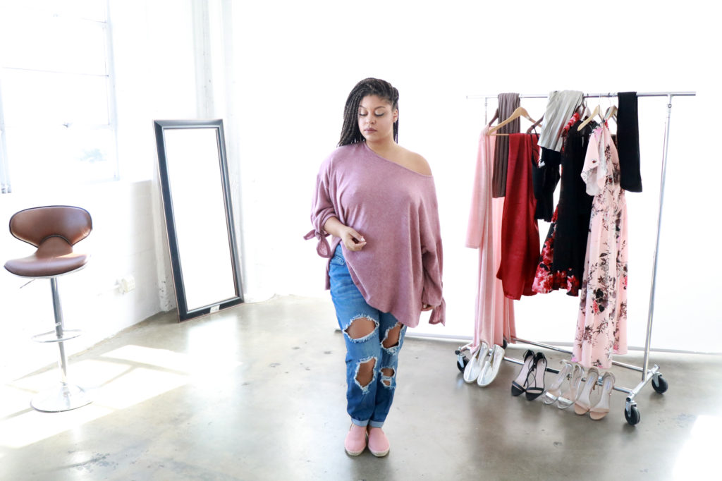 Plus Size Valentine's Day Lookbook